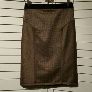 FREE PEOPLE Knit Pencil Skirt, size Small